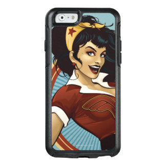 Wonder Woman Bombshell Name Graphic OtterBox iPhone 6/6s Case