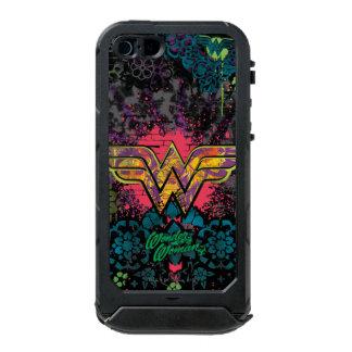 Wonder Woman Brick Wall Collage Incipio ATLAS ID™ iPhone 5 Case