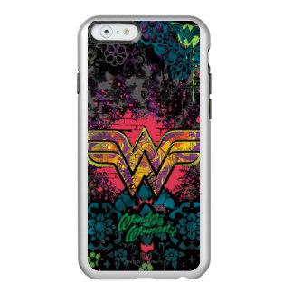 Wonder Woman Brick Wall Collage Incipio Feather® Shine iPhone 6 Case
