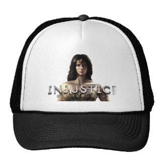 Wonder Woman Cap