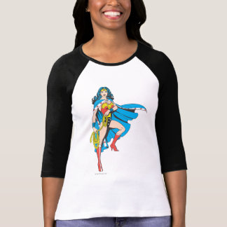 Wonder Woman Cape T-Shirt