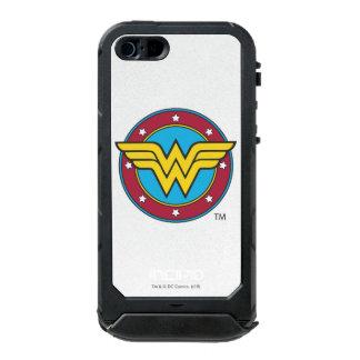 Wonder Woman Circle & Stars Logo Incipio ATLAS ID™ iPhone 5 Case