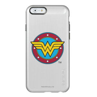 Wonder Woman | Circle & Stars Logo Incipio Feather® Shine iPhone 6 Case