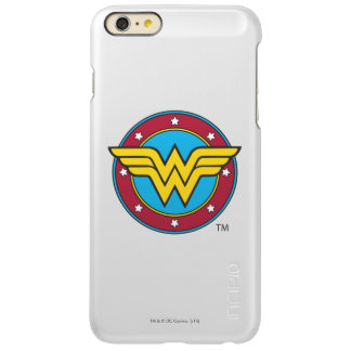 Wonder Woman | Circle & Stars Logo iPhone 6 Plus Case