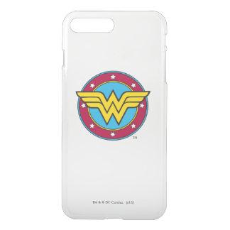 Wonder Woman   Circle & Stars Logo iPhone 8 Plus/7 Plus Case