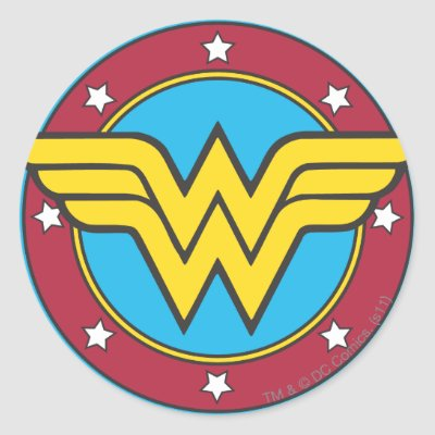 Wonder Woman Symbol Printables Pictures to Pin on ...