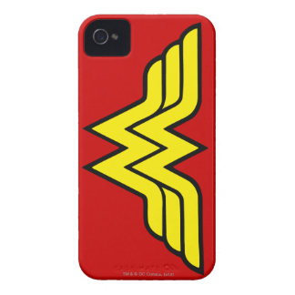 Wonder Woman | Classic Logo iPhone 4 Case