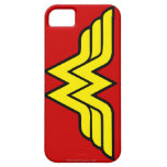 Wonder Woman Classic Logo iPhone 5 Covers