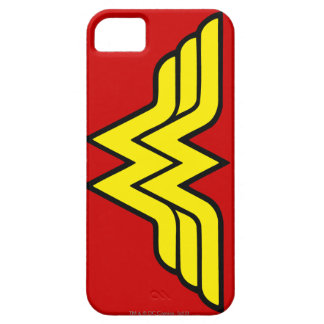 Wonder Woman | Classic Logo iPhone 5 Covers