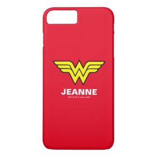 Wonder Woman | Classic Logo iPhone 7 Plus Case