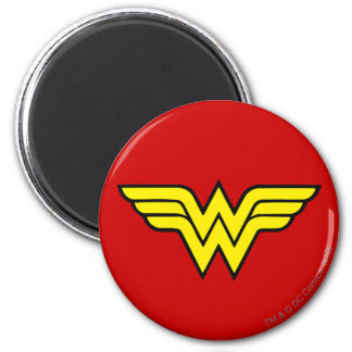 Wonder Woman | Classic Logo Magnet