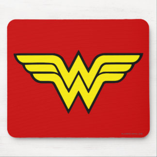 Wonder Woman | Classic Logo Mouse Mat
