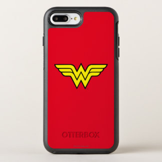 Wonder Woman | Classic Logo OtterBox Symmetry iPhone 7 Plus Case