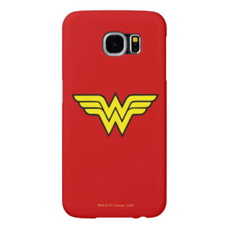 Wonder Woman | Classic Logo Samsung Galaxy S6 Cases