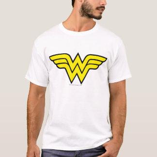 Wonder Woman   Classic Logo T-Shirt