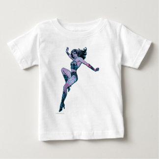 Wonder Woman Colorful Pose T Shirt