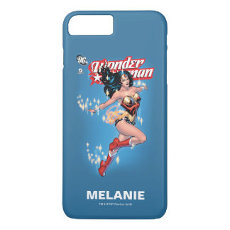 Wonder Woman Comic Book Cover   Add Your Name