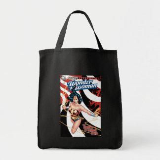 Wonder Woman Comic Cover #12 Tote Bag