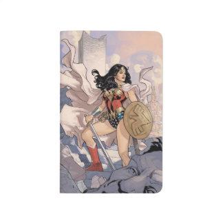 Wonder Woman Comic Cover #13 Journal