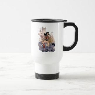 Wonder Woman Comic Cover #13 Travel Mug