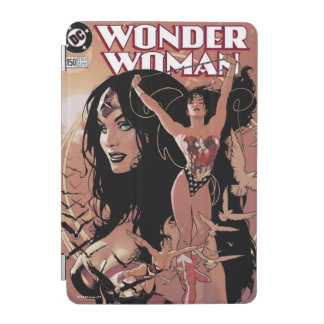 Wonder Woman Comic Cover #150: Triumphant iPad Mini Cover