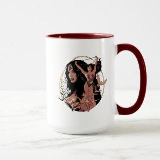 Wonder Woman Comic Cover #150: Triumphant Mug
