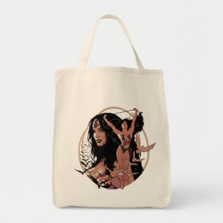 Wonder Woman Comic Cover #150: Triumphant Tote Bag