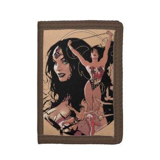 Wonder Woman Comic Cover #150: Triumphant Trifold Wallet