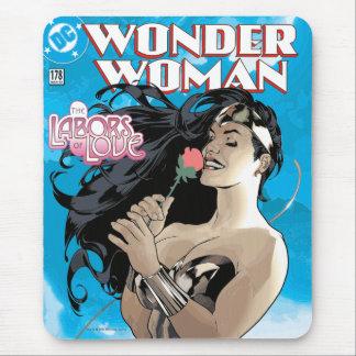 Wonder Woman Comic Cover #178 Mouse Mat