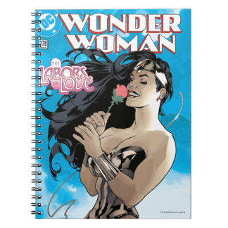 Wonder Woman Comic Cover #178 Notebook