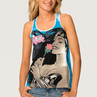 Wonder Woman Comic Cover #178 Tank Top