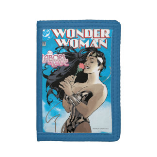 Wonder Woman Comic Cover #178 Trifold Wallet