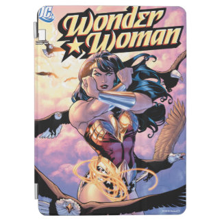 Wonder Woman Comic Cover #1 iPad Air Cover