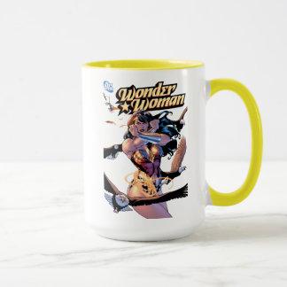 Wonder Woman Comic Cover #1 Mug