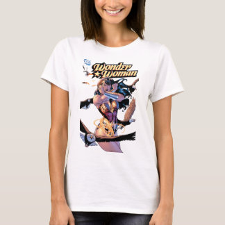 Wonder Woman Comic Cover #1 T-Shirt