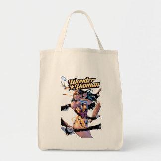 Wonder Woman Comic Cover #1 Tote Bag
