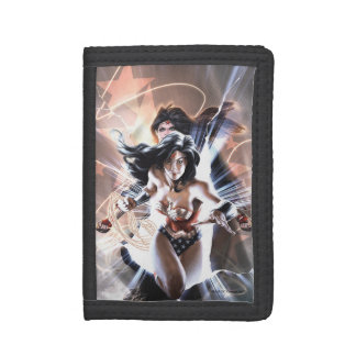 Wonder Woman Comic Cover  #609 Variant Trifold Wallets