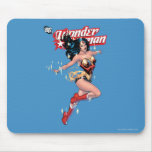 Wonder Woman Comic Cover Mouse Pads