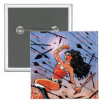 Wonder Woman Cover #1 Button