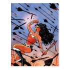 Wonder Woman Cover #1 Postcard