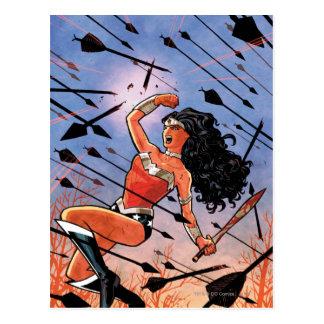 Wonder Woman Cover #1 Postcard