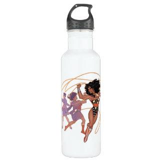 Wonder Woman Diana Prince Transformation 710 Ml Water Bottle