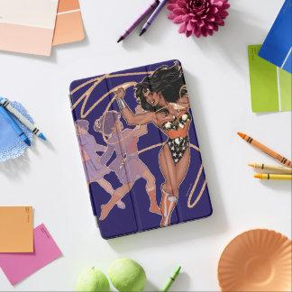 Wonder Woman Diana Prince Transformation iPad Air Cover