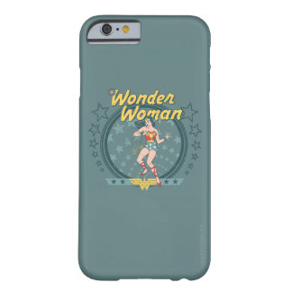 Wonder Woman Distressed Star Design Barely There iPhone 6 Case