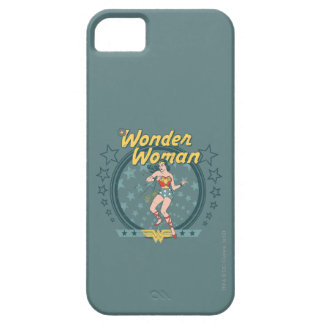 Wonder Woman Distressed Star Design Case For The iPhone 5