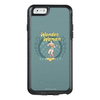 Wonder Woman Distressed Star Design OtterBox iPhone 6/6s Case