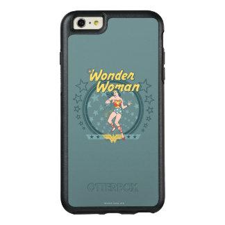 Wonder Woman Distressed Star Design OtterBox iPhone 6/6s Plus Case