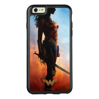Wonder Woman Duststorm Silhouette OtterBox iPhone 6/6s Plus Case