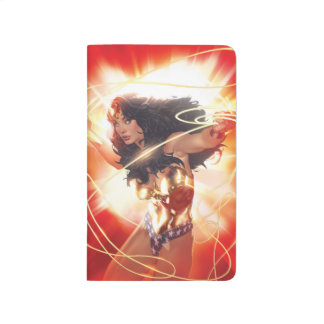 Wonder Woman Encyclopedia Cover Journal