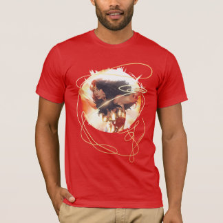 Wonder Woman Encyclopedia Cover T-Shirt